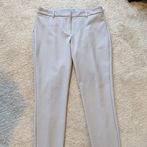 Express Mid Rise Ankle Pant